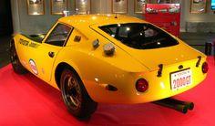 http://upload.wikimedia.org/wikipedia/commons/1/12/1966_Toyota_2000GT_02.jpgからの画像