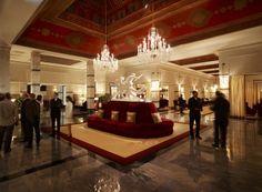 La Mamounia - Marrakech - Lobby