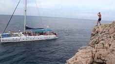 Прыжок со СКАЛЫ!! Каво Греко (Кипр)