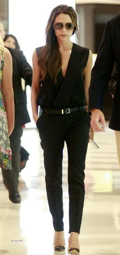 124f046faaa How To Wear A Black Jumpsuit 2018