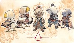 "ameru: ""Assassin's Creed 