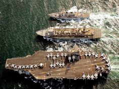 Nimitz class aircraft carrier