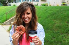 Sometimes Gracefully  - Doughnuts and Coffee