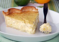 ... about PIE RICOTTA on Pinterest | Ricotta pie, Ricotta and Easter pie