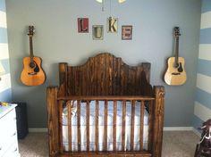 Rustic Cribs Baby