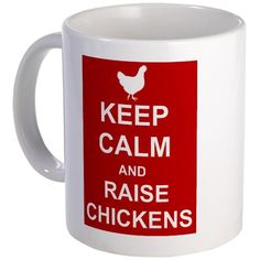 It's totally true! I can't believe what a comfort my chickens are to me, and how often the want to snuggle. Plus you get eggs almost every day!