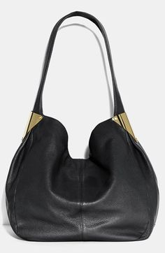 Vince Camuto 'Grace' Leather Hobo available at #Nordstrom