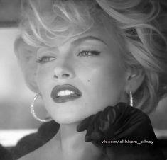 Die 38 Besten Bilder Von Model Ginta Lapina As Marilyn Monroe In