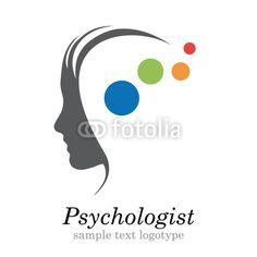 Vector: Logo psychologist # Vector