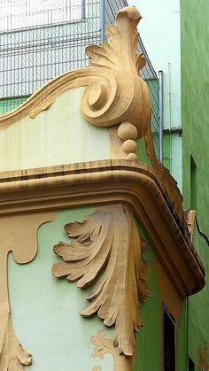 Barcelona - Rbla. Volart 081 g | von Arnim Schulz