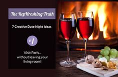 From enjoying the great outdoors to experiencing Paris from your living room, our blog features 7 creative date night ideas to help you mix things up.