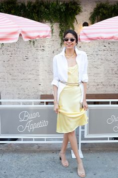 Three Easy Summer Outfits That Will Keep You Cool