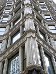 Thanks to Katherine Campbell  ... I am able to appreciate Chicago's Art Deco Designed buildings.