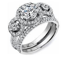 Prettiest wedding rings for women : Wedding Clan