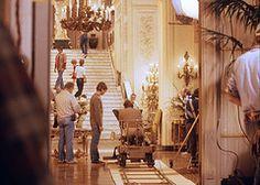 Behind the scenes of ANNIE 1982
