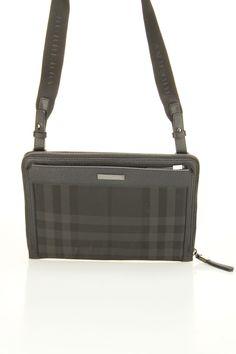 Burberry Men's Beat Toom Technology Crossbody Bag
