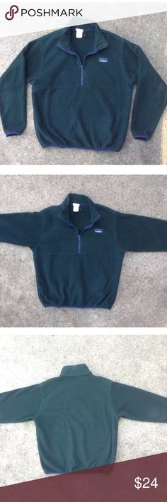 LL Bean Women's Full Zip Green Sweater Size Small. Up for auction is a LL Bean Women's Full Zip Hunter Green Sweater Size Small. Preowned and shows signs of normal use. Good condition! L.L. Bean Tops Sweatshirts & Hoodies