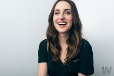 """Star of HBO's hit movie """"Confirmation"""" stops by TheWrap for interview and photo session 1 of 8  Zoe Lister-Jones, """"Confirmation""""  Photographed by William Callan for TheWrap"""