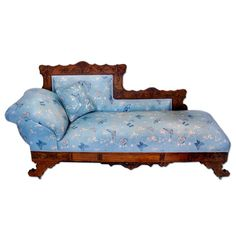 Eastlake Chaise Longue For Sale at 1stdibs