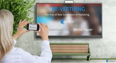 Drive a new wave of innovation in the marketing with augmented reality advertisements. Downland a Free copy of white paper here Augmented Reality Technology, The Marketing, White Paper, Innovation, Wave, Advertising, Waves, Golf, Scale