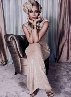 Beyonce throwback