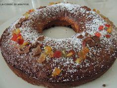 La cuisine en amateur de Maryline: Gâteau au lait concentré sucré et chocolat