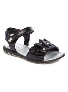 Butterfly Sandal (4 Infant - 10 Infant) from Tu at Sainsbury's ! Your Online Shop for Girl's Shoes & Boots
