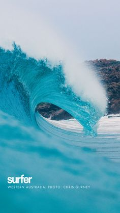 Western Australia by Chris Gurney Water Waves, Ocean Waves, Surfing Wallpaper, Surfer Magazine, Venice Travel, Surfing Pictures, Surf City, Big Waves, Surfs Up