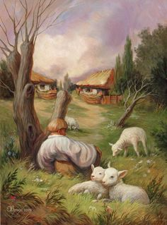 "Painting by Oleg Shuplyak ~ ""Oleg Shuplyak is a talented Ukrainian oil painter who uses hidden images to turn his artworks into mind-blowing optical illusions. These amazing oil paintings show remarkable double images hiding behind dramatic scenes and tranquil landscapes. Through carefully placed objects, characters, coloring and shadows, a second image is cleverly concealed within the first.…"" http://www.designswan.com/archives/hidden-images-optical-illusion-paintings-by-oleg-shuplyak.html#"