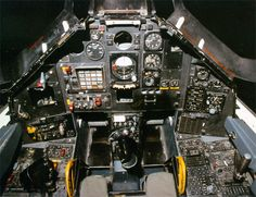 Used to do safety checks in this cockpit