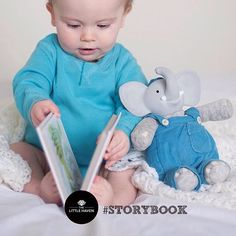 Alvin Deluxe Set with book is a perfect gift #teether #naturalrubber #albury #thelittlehaven #giftset