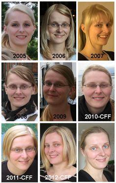 Tone facial exercise