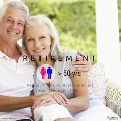 Australia's retirement outlook #2   #retirement #statistics #ttr #avante #age  www.avantefinancial.com.au