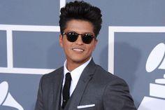 Bruno Mars Hair 2014 - http://www.besthairstyles2013.com/bruno-mars-hair-2014.html