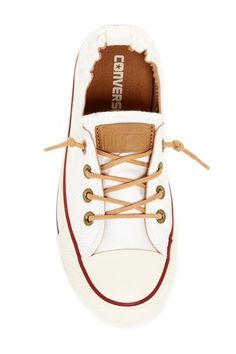 Chuck Taylor(R) All Star(R) Peached Shoreline Low Top Slip-On Sneaker (Women) by Converse on @nordstrom_rack