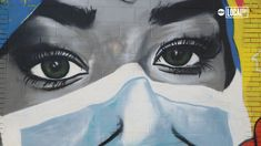 World Humanitarian Day, Care Worker, Bw Photography, Travel Reviews, Public Art, Health Care, Street Art, Hospitals, Medical