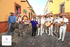 Callejoneadas y mariachi en San Miguel de Allende Boda San Miguel de Allende, Bougainvillea San Miguel, México. www.bougainvilleabodas.com.mx