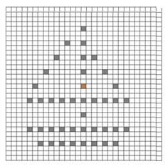 Ravelry: yacht/sailboat bobble chart pattern by Teri Heathcote ~ free pattern Crochet Boat, Sc Crochet, Crochet For Boys, Crochet Squares, Filet Crochet, Crochet Motif, Crochet Stitches, Crochet Patterns, Crochet Bobble Blanket