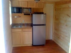 Teeny tiny kitchen, I would just need a table to kneed dough and apparently an oven.  Tiny house.
