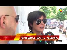 Echaron a Ursula Vargues tras sus polémicos tuits
