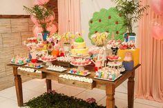 decoracao festa de aniversario tema peppa pig