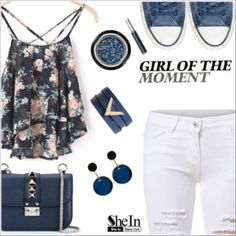 Girl of the moment