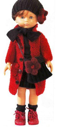 Tous les Modèles proposés par MCI pour poupées Chérie