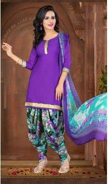 Purple Color Crepe Silk Straight Cut Casual Wear Punjabi Patiyala Suit   FH535880785 >>> Follow Us @heenastyle <<< ----------------------------------------------- #sardarni #indiandesigner #punjabibride #punjabisuits #indianfashion #indianweddings #punjabijewelry #indianjewelry #hudabeauty #jewels #newyork #asianwedding #bridaljewelry #desifashion #sikhbride #instafashion #dressyourface #sonamkapoor #desifashion #instabollywood #kirensandhu #kirensandhudesigner #heenastyle