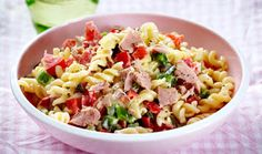 The Kitchen Food Network, Food Network Recipes, Pasta Salad, Risotto, Recipies, Food And Drink, Pizza, Rice, Cooking