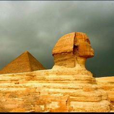 Pyramid of Khafre, Egypt