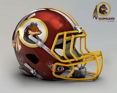 Washington Redskins x Naboo Gungans