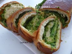 Avete mai fatto un Pan brioche con spinaci crudi? Qui come fare http://www.ipasticciditerry.com/pan-brioche-spinaci-ricotta/