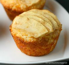 Dutch Apple Muffins