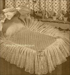Knitting Pattern For Bassinet Blanket : 1000+ images about Baby Shawls and Blankets Knitting and ...